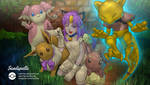 COMM: Pokemon - Team Benjamin by pauldng