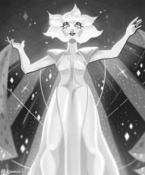 White Diamond by Quiveringteen