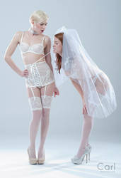 Il Bolero Wedding Lingerie by JFairy