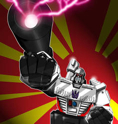 Megatron (new version) by Mr-Alexander