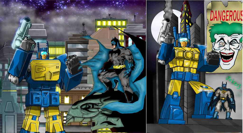 Nightbeat-Batman by Mr-Alexander