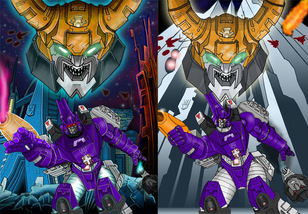 Galvatron - Master and Servant by Mr-Alexander