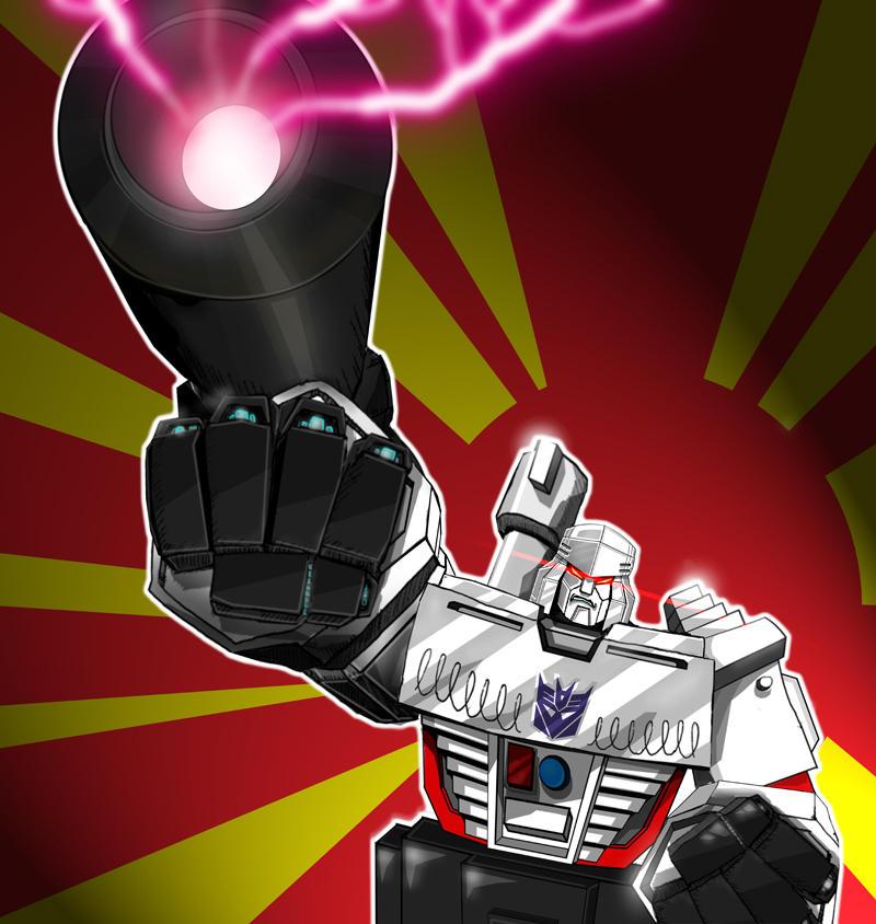 Megatron (Redux v3) by Mr-Alexander