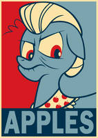 Vote Granny Smith by Azdaracylius