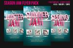 Season Jam Flyer by stockgorilla