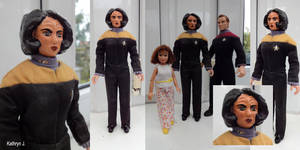 My Selfmade B'Elanna by BarbaraPommerenke