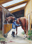 El Cid by BarbaraPommerenke