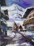 Schattberg, Austrian Alps by BarbaraPommerenke