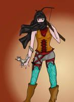 Demon Hunter by Adutelluma