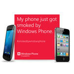 Smoked by Windows Phone by MetroUI