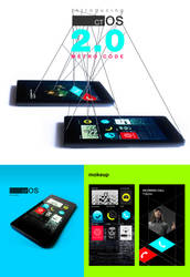ctOS 2.0 (Watch_Dogs) MetroUI Concept by MetroUI
