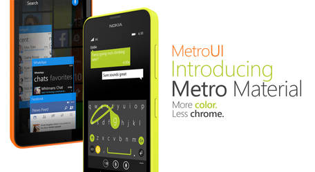 Metro Material by MetroUI