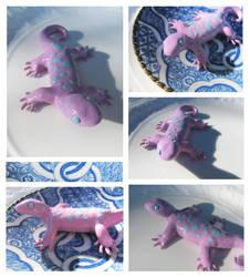 Lizard by VinrAlfakyn25