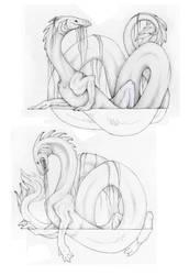 River Dragon by VinrAlfakyn25