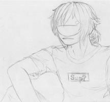 Just Cry (Sketch) by ZomzArtisticz