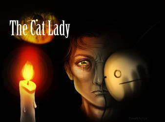 Cry Plays: The Cat Lady by ZomzArtisticz