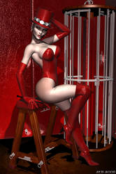 Vamp Domme by aestheticdemon
