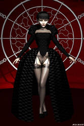 Ren-Goth by aestheticdemon