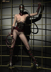 Imperatrix Doloris by aestheticdemon