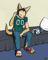 Lost in the Music [Stream Slot] by MaryCapaldi