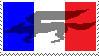 French StarFox Fan Stamp by ShiningRayWolf