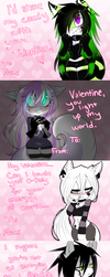 +. Happy Valentine's Day From My Dorks .+ by FarFromSerious