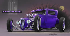 Ultra Violet by GaryCampesi