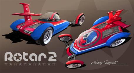 Rotar 2 by GaryCampesi