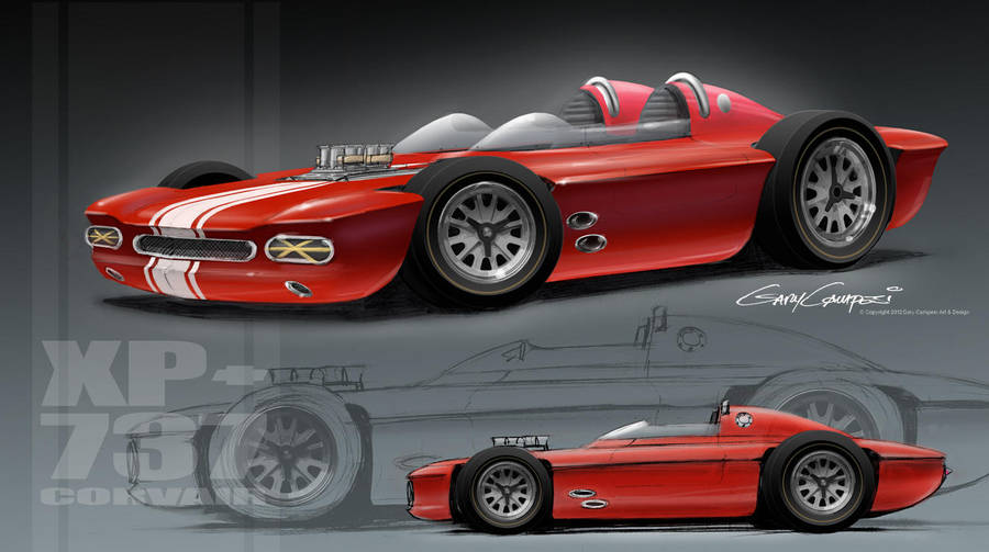 Corvair XP-737 modified by GaryCampesi
