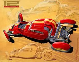V12 SuperRod! by GaryCampesi