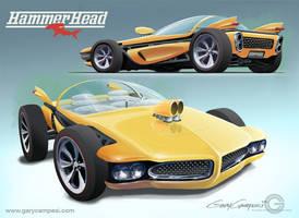 HammerHead bubble custom by GaryCampesi