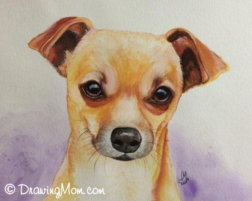 Max by DrawingMom