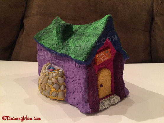 DrawingMom's Fairy House by DrawingMom