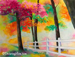 Leaves of Change by DrawingMom