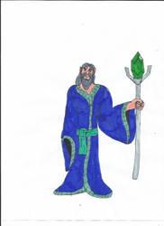 Merlin by MalchiorOfNol