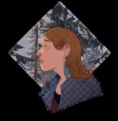 Rachel Amber by PersonaRush