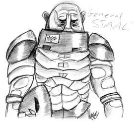 General Staal by OrbitalWings