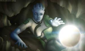 Mass Effect - 'Field Work' by OrbitalWings