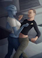 Mass Effect - 'Could Use Some Salt' by OrbitalWings