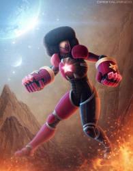 Steven Universe - Garnet by OrbitalWings