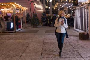 Saber coat 5 - Winter night by simakai