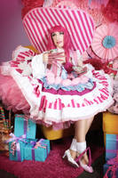 Elizabeth Bathory 1 - Tea time by simakai