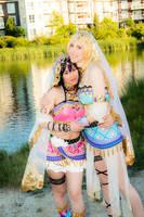 Arabian Love Live 3 - Hug! by simakai