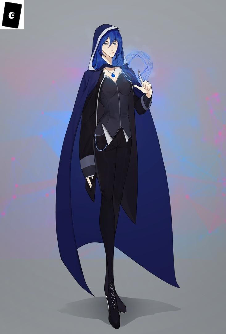 Miss Poltergeist ( New Doctor Strange ) by Grego15861