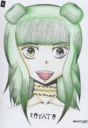 Princess Jane/Sakera Quinichi in profile by Grego15861