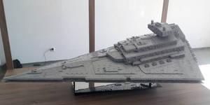 LEGO Star Destroyer on Zbudujmy.to! exhibition by Scharnvirk