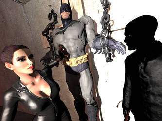 Batman slave (2) by nedved956