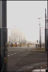 Fog in Lodz - 5 by ElegantAndrogyne