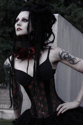 Red Death by Corset-Fetish-Club