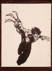 Wolverine by Szykielet
